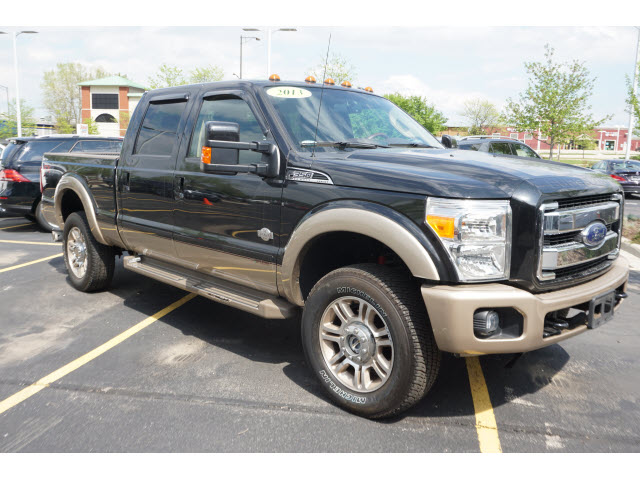 pre-owned 2013 ford f-350 super duty king ranch 4x4 king ranch 4dr