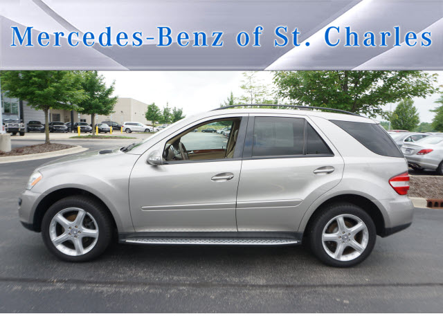 Pre owned 2007 mercedes benz m class ml 320 cdi awd ml 320 for Mercedes benz b3 service