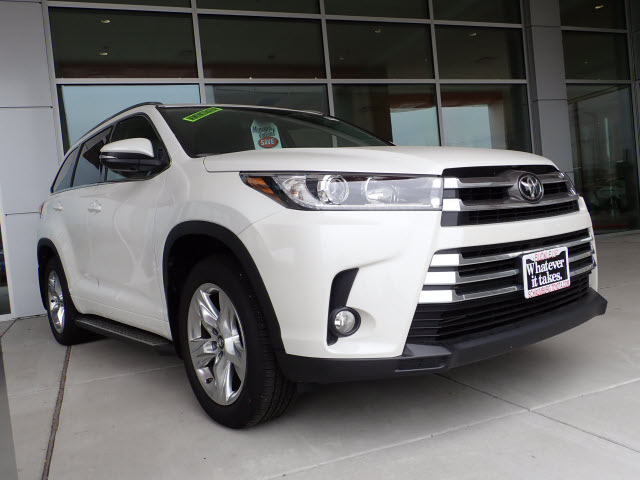 for htm vaughan highlander suv new le toyota on sale