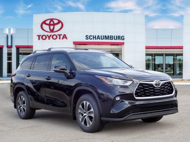 New 2020 Toyota Highlander XLE AWD V6