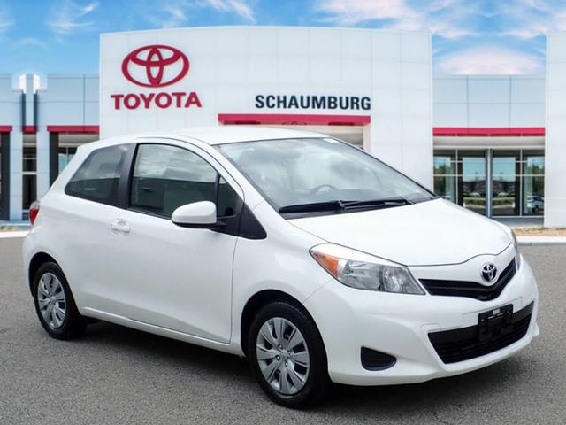 Certified Pre-Owned 2013 Toyota Yaris LE