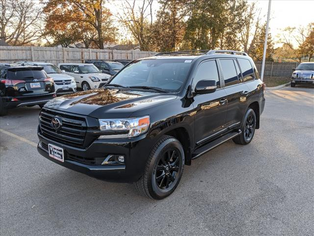 New 2019 Toyota Land Cruiser Midnight Package