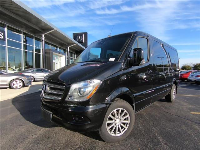 new 2017 mercedes-benz sprinter 2500 4x2 2500 3dr 144 in. wb