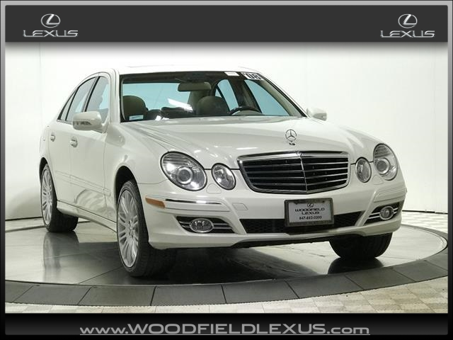 Pre-Owned 2008 Mercedes-Benz E-Class E 350 4MATIC®