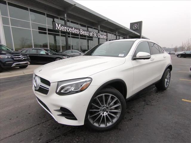 new 2019 mercedes-benz glc glc 300 4matic® awd glc 300 coupe 4matic