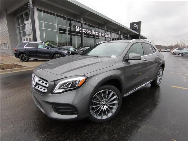 New 2019 Mercedes-Benz GLA GLA 250 4MATIC®