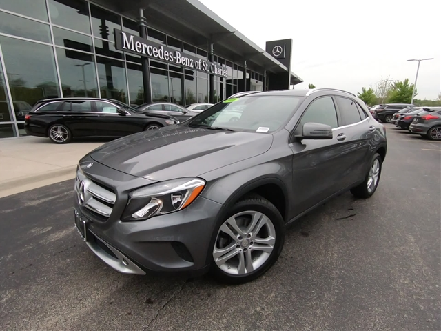 Certified Pre-Owned 2016 Mercedes-Benz GLA GLA 250 4MATIC®