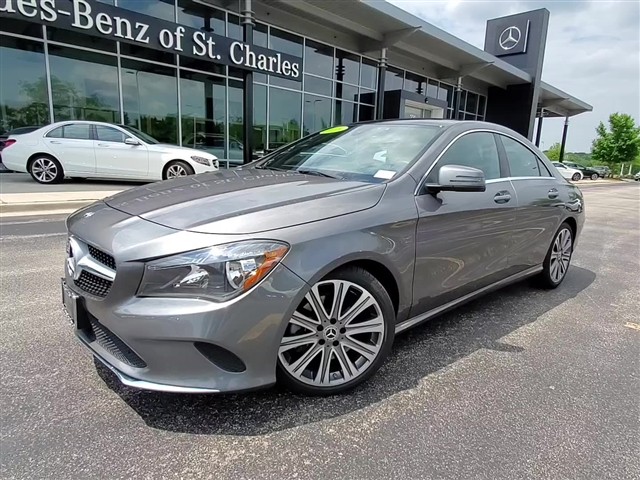 New 2018 Mercedes-Benz CLA CLA 250 4MATIC®