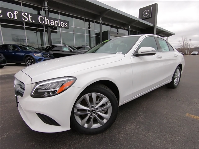 Pre-Owned 2019 Mercedes-Benz C-Class C 300 4MATIC®