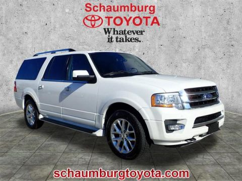 Pre-Owned 2015 Ford Expedition EL Limited