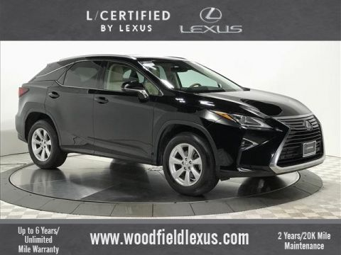 Certified Pre-Owned 2016 Lexus RX 350 AWD NAVI