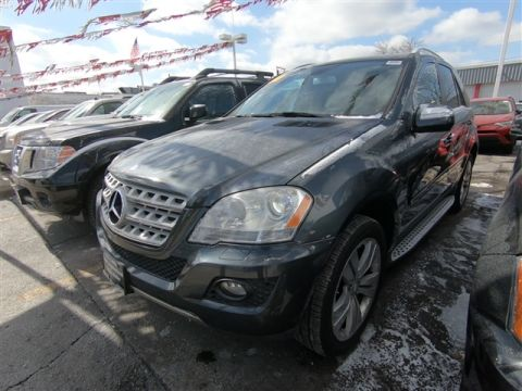 Pre-Owned 2010 Mercedes-Benz M-Class ML 350 4MATIC®