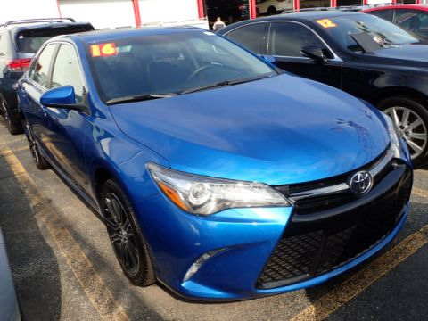 Certified Pre-Owned 2016 Toyota Camry SE W/SPECIAL EDIT