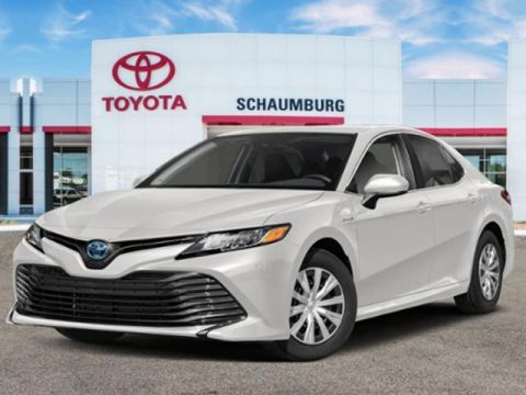 New 2020 Toyota Camry Hybrid LE