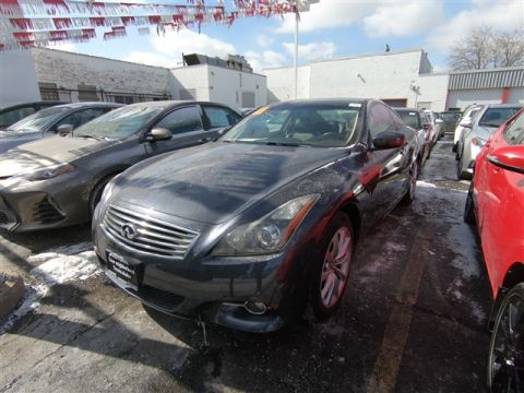 Pre-Owned 2011 INFINITI G37 Coupe x