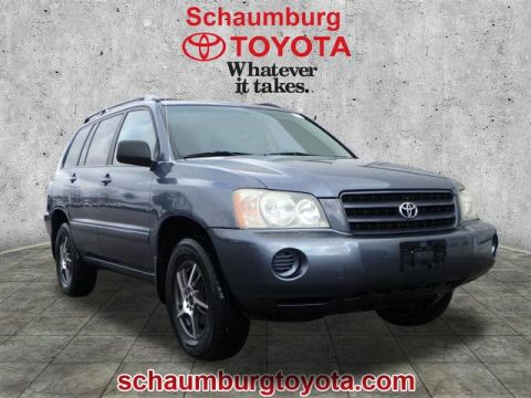 Pre-Owned 2003 Toyota Highlander Base