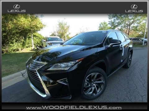 New 2019 Lexus RX 350L Luxury