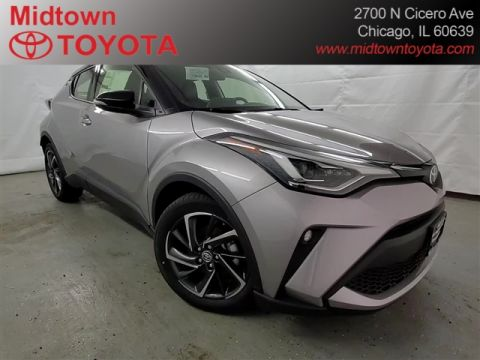 New 2020 Toyota C-HR 5DR WAGON LIMITED L4