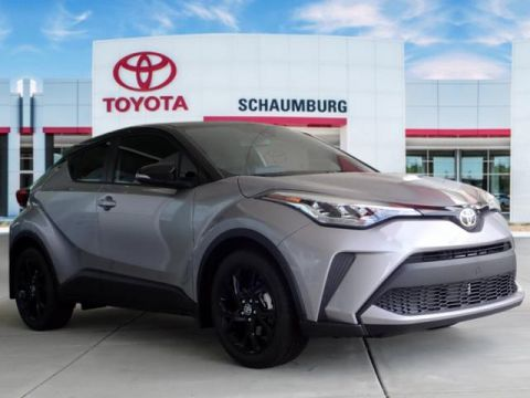 New 2020 Toyota C-HR XLE 4DR HATCHBACK