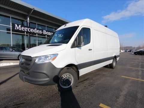 New 2019 Mercedes-Benz Sprinter Cargo 3500XD