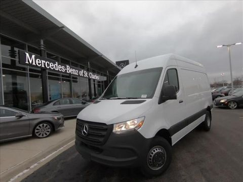 New 2019 Mercedes-Benz Sprinter Crew 3500