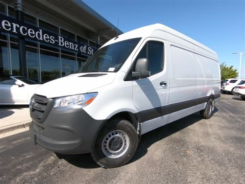 New 2019 Mercedes-Benz Sprinter Crew