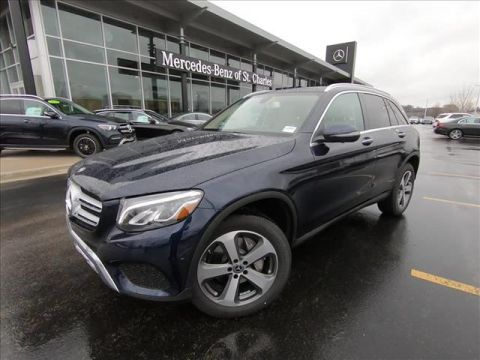 New 2019 Mercedes-Benz GLC GLC 300 4MATIC®