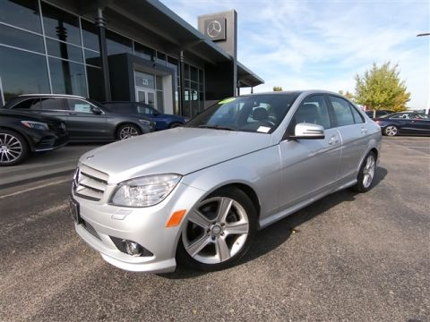 Pre-Owned 2010 Mercedes-Benz C-Class 4DR SDN AWD C 300