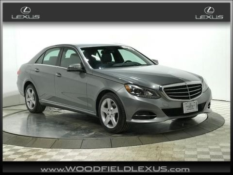Pre-Owned 2014 Mercedes-Benz E-Class 4DR SDN E350 4MAT